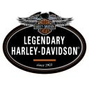 Harley Davidson Company Icon