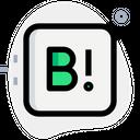 Hatena Bookmark Technology Logo Social Media Logo Icon