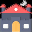 Haunted house Icon