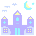 Haunted House Haunted House Icon