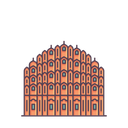 Hawamahal Hawa Mahal Icon