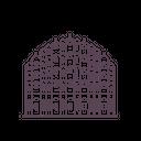 Hawa Mahal Icon