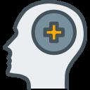 Head Cross Icon