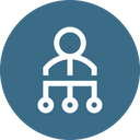 Head Project Managemnet Icon