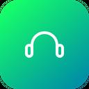 Headphone Handsfree Music Icon
