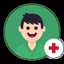 Health Patient Hospital Icon