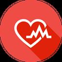 Health Fitness Care Icon