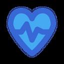 Heart Beat Heart Health Icon