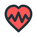 Disease Heart Love Icon