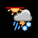 Heavy Sleet Thunder Icon