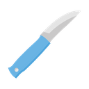 Heavy Duty Utility Knife Knife Blade Icon