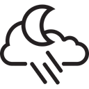 Weather Cloud Day Icon