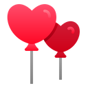 Helium balloon Icon