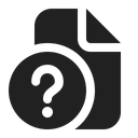 Document Unknown Icon