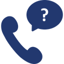 Call Customer Support Icon