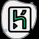 Heroku Technology Logo Social Media Logo Icon