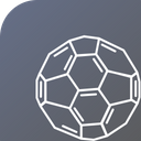 Hexagon Ball Fullerene Icon