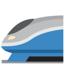 High Speed Bullet Icon