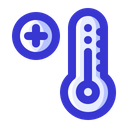 Thermometer Doctor Health Icon