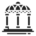 Historical Building Icon