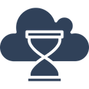History cloud Icon