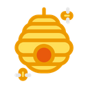 Autumn Bee Fall Icon