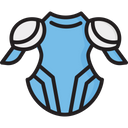 Hockey Body Armour Icon