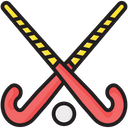 Hockey Logo Icon