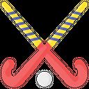 Hockey Logo Icon