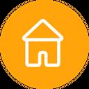 Home House Casa Icon