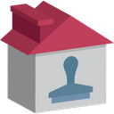 Home Loan Approved Mortgage Icon