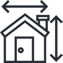 Home Plan Icon