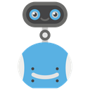 Home Robot Robot Technology Artificial Intelligence Icon