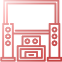 Home Theater Icon