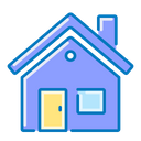 Homepage Home Website Icon