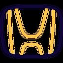 Honda Car Icon