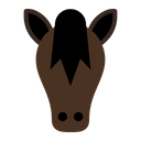 Horse Animal Chess Icon