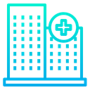 Clinic Hospital Health Clinic Icon