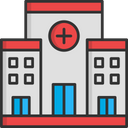 A Call Hospital Hospital Cline Icon