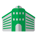 Hospital Emergency Center Icon