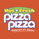 Hot Fresh Pizza Icon