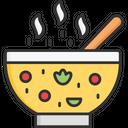 A Soup Hot Soup Soup Icon