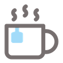 Hot Tea Tea Cup Icon