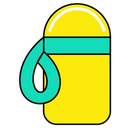 Hot Water Case Icon