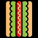 Hotdog Icon