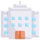 Hotel Resort Holiday Icon