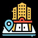 Maps Location Position Icon