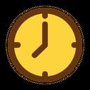 Hour School Education Icon