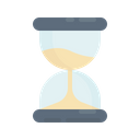 Hourglass Watch Time Icon