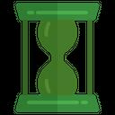 Hourglass Tv Vintage Icon